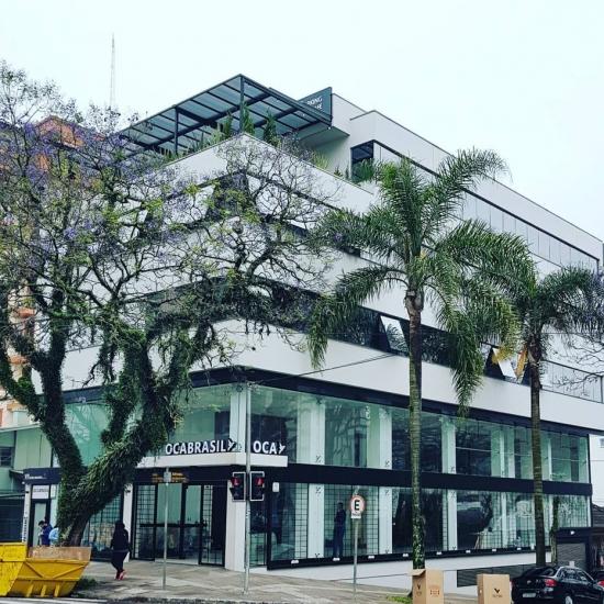 Pioneiro.Sede do hub de inovação e empreendedorismo OCA Brasil, localizado em Caxias do Sul (RS). Foto:Bruna Rossi/OCABrasil