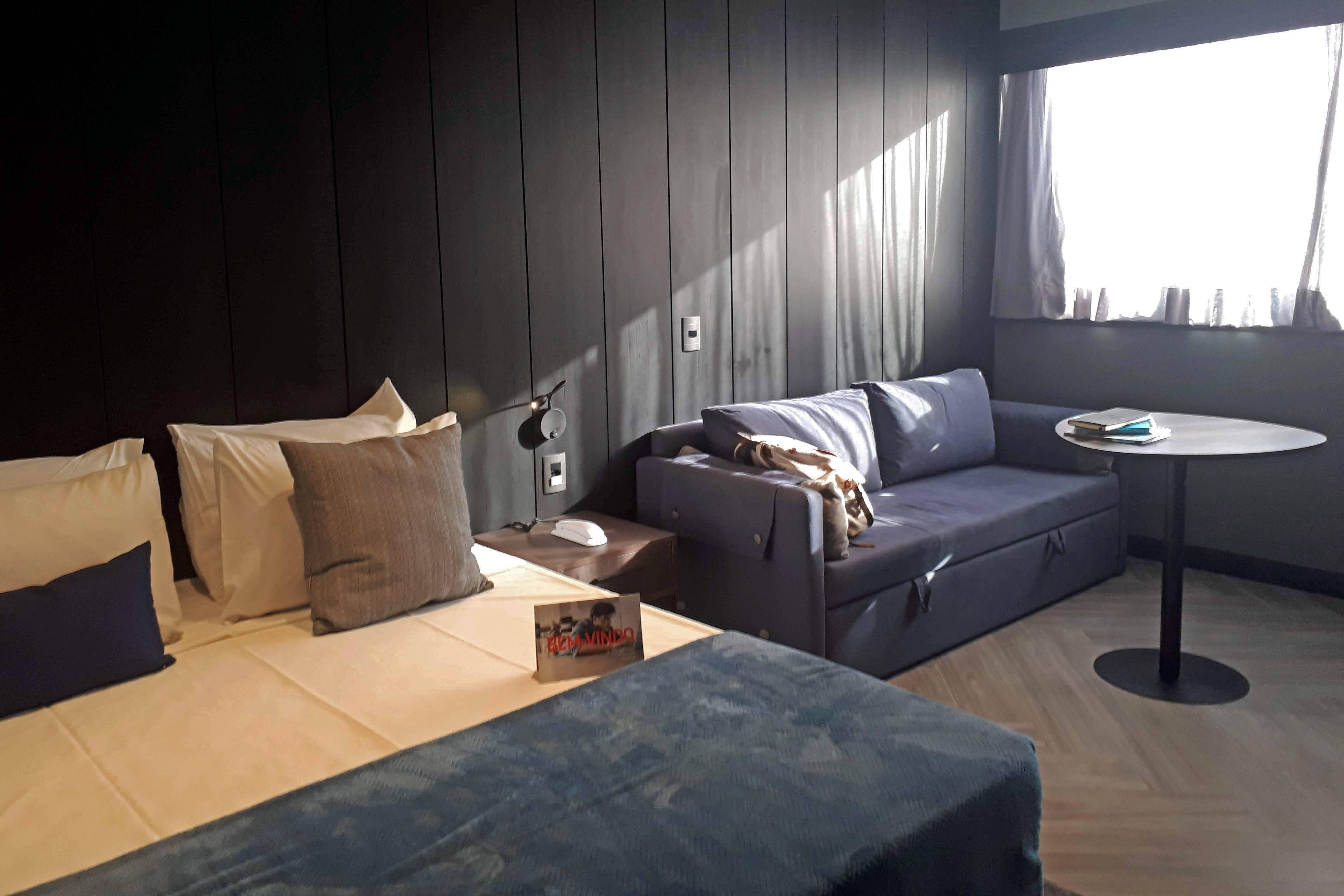 Apartamento em empreendimento da construtora Vitacon