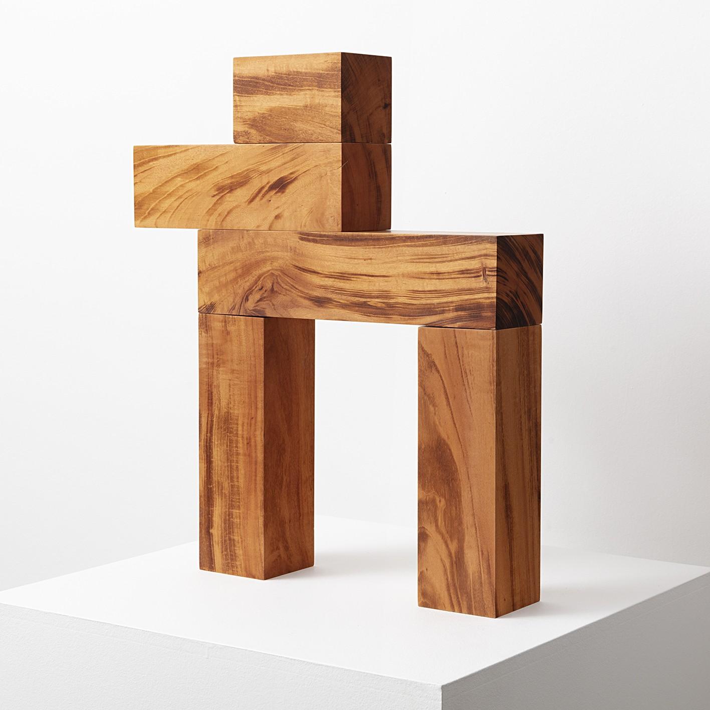 A escultura Boxer, de Raul e Antonio Mourão (Foto: Divulgação)