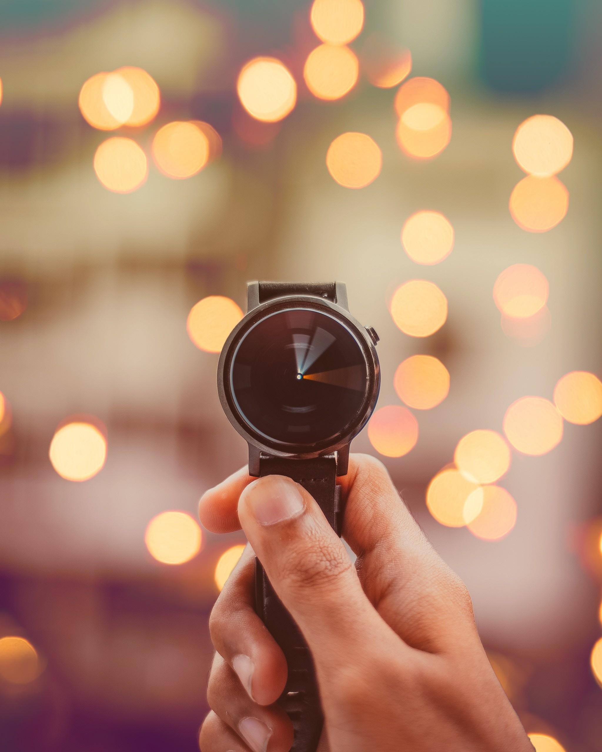 Smartwatch (Foto: Saffu/Unsplash)