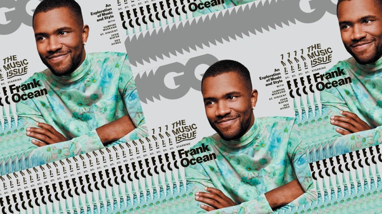 Capa de fevereiro 2018 da GQ americana (Foto: GQ)